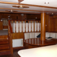 Telamara...the most spacious Yacht ever..