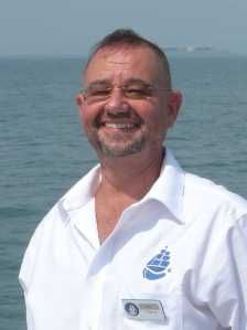 Yacht Captain Phil Morris for hire professionally or for charter