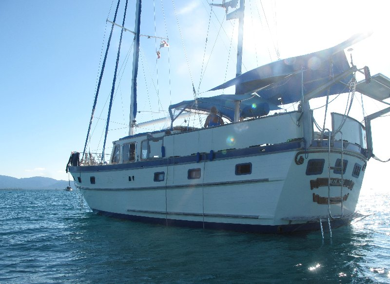 sail,san blas,panama