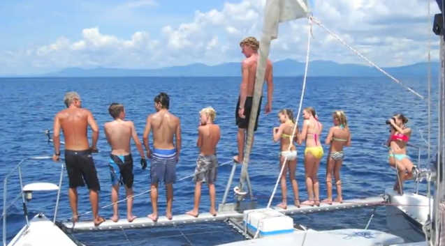 family,adventure,vacation,yacht,charter,panama