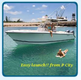easy launch, Panama City, Panama