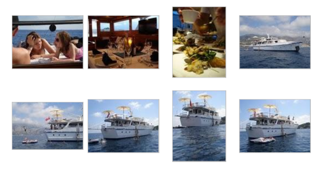 Mediterranean cruising 2
