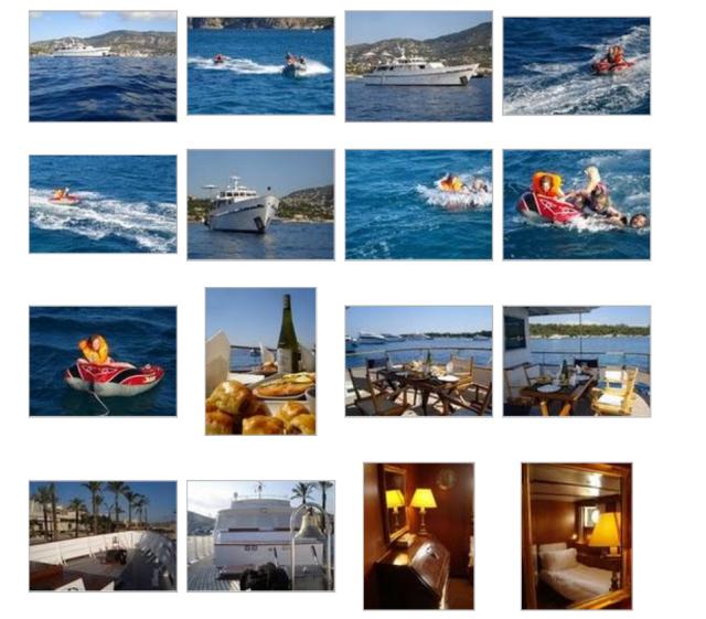 Mediterranean cruising 3