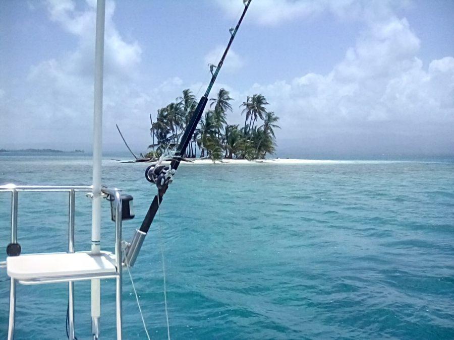 Guna Yala,San Blas,Lancha,Fishing