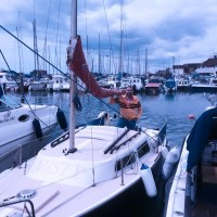 Jaguar 22 day sailer for sale