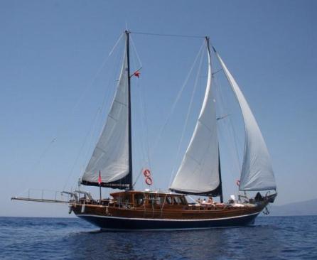 29m 70tonne Gulet Yacht